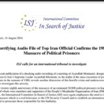 ISJ Montazeri Report
