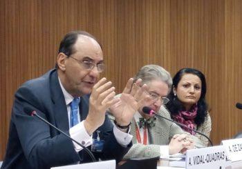 Geneva: Speech of Dr. Alejo Vidal Quadras – at the United Nations